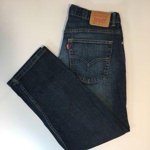 """Levi's 505 Regular """"Husky"""" Jeans"""
